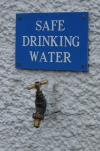 Safe drinking! (Foto: Hikekarin.com)
