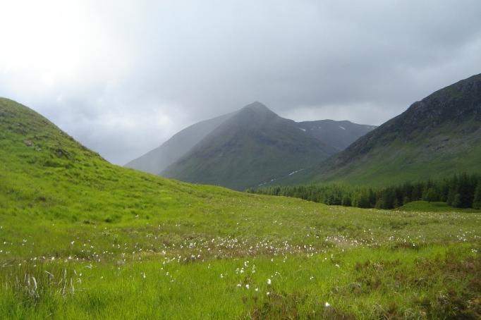 Am Rande des Rannoch Moors (Foto: Hikekarin.com)