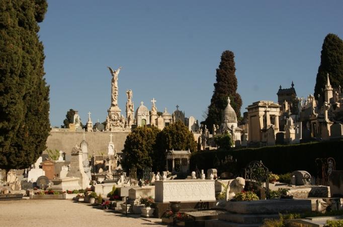 Auf dem Friedhof von Nizza (Foto: Hikekarin.com)