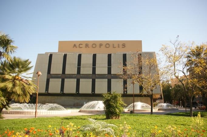 Die französische Akropolis in Nizza (Foto: Hikekarin.com)