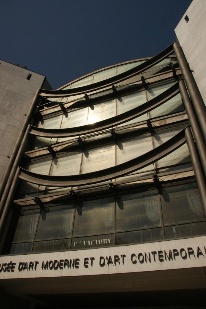Museum für moderne zeitgenössische Kunst in Nizza (Foto: Hikekarin.com)