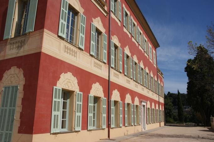 Das Matissemuseum - in einer sehenswerten Villa aus dem 17. Jh. (foto: Hikekarin.com)