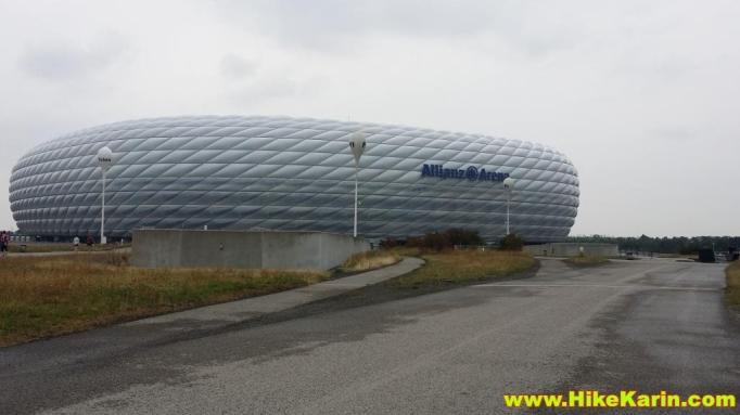 Allianzarena - Bayern München lässt grüßen