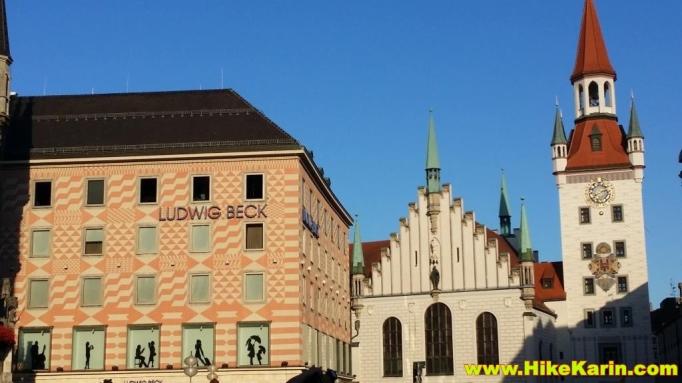 Altstadtimpressionen in München