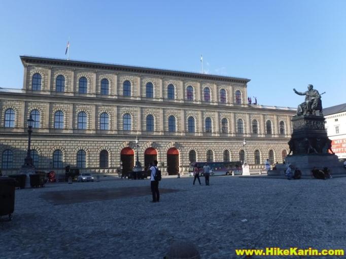 Residenz- das imposante Stadtschloss