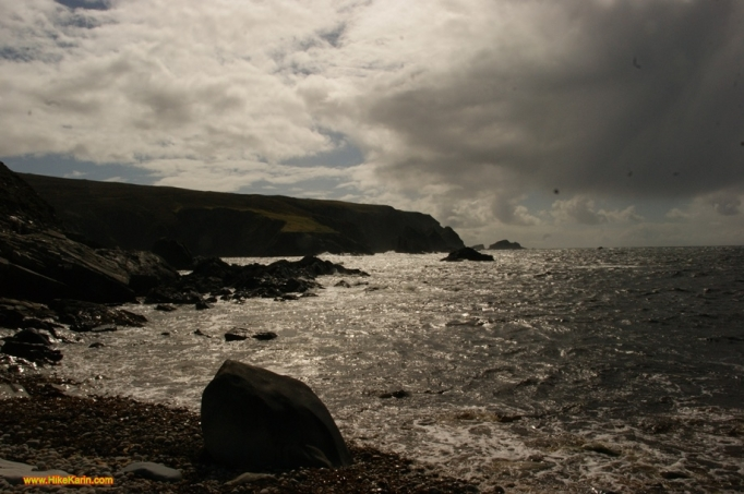 Meerblick an Donegals Küste
