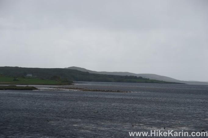 Die Atlantik-Küste bei Ardara
