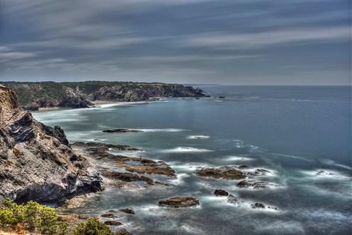 Dort wo der Frühling zuerst einzieht - portugiesische Atlantikküste